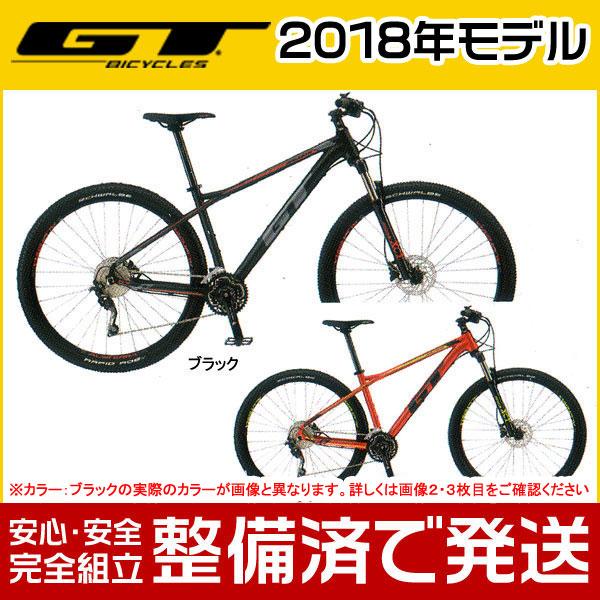 GT(ジーティー) 2018年モデル AVALANCHE SPORT29/アバランチェ スポーツ29【29インチ】【MTB/マウンテンバイク】