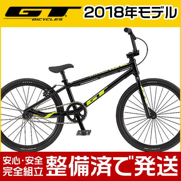 GT(ジーティー) 2018年モデル MACH ONE PRO 20/マッハワン プロ 20【20インチ】【小径車/BMX】【2017年継続モデル】