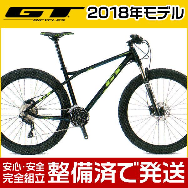 GT(ジーティー) 2018年モデル PANTERA COMP/パンテラ コンプ【27.5インチ】【MTB/マウンテンバイク】