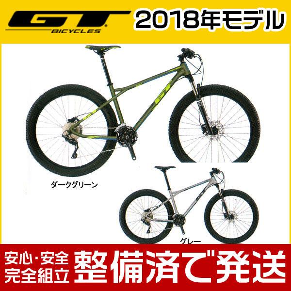 GT(ジーティー) 2018年モデル PANTERA SPORT/パンテラ スポーツ【27.5インチ】【MTB/マウンテンバイク】