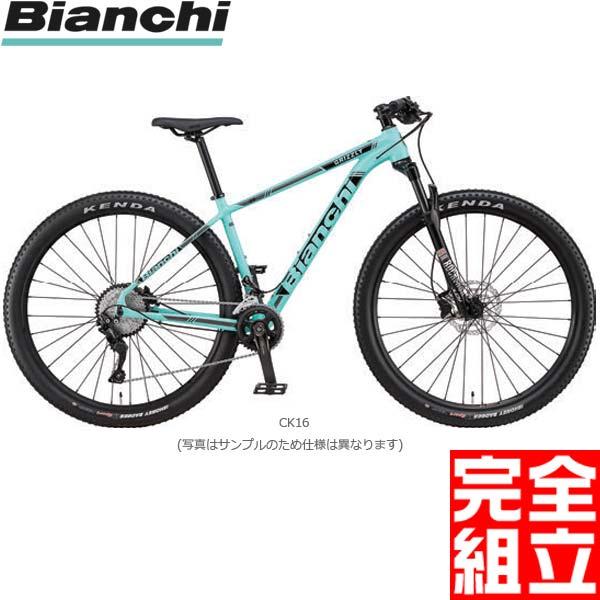 BIANCHI ビアンキ 2019年モデル GRIZZLY 9.1 グリズリー9.1 マウンテンバイク