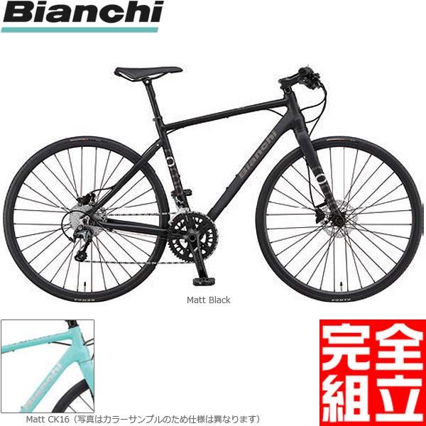 BIANCHI ビアンキ 2019年モデル ROMA 1 DISC ローマ1ディスク クロスバイク