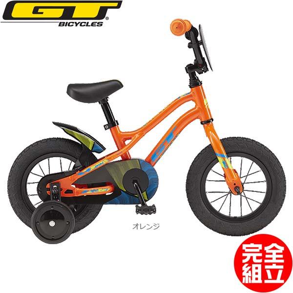 GT ジーティー 2019年モデル RUNGE 12 ランジ12 子供用自転車