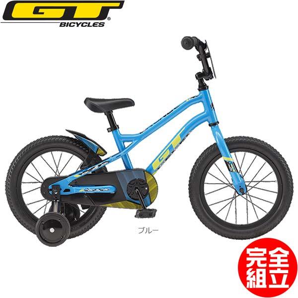 GT ジーティー 2019年モデル RUNGE 16 ランジ16 子供用自転車