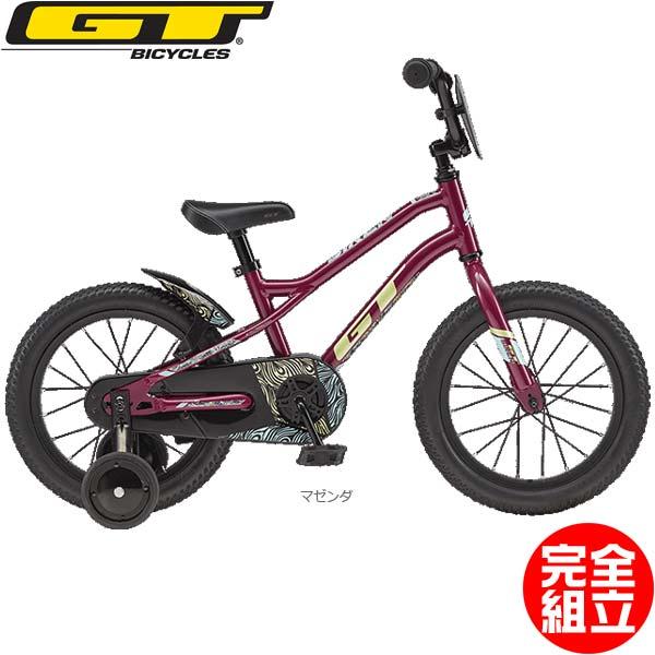 GT ジーティー 2019年モデル SILEN 16 サイレン16 子供用自転車