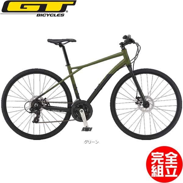 GT ジーティー 2019年モデル TRAFFIC COMP トラフィックコンプ クロスバイク