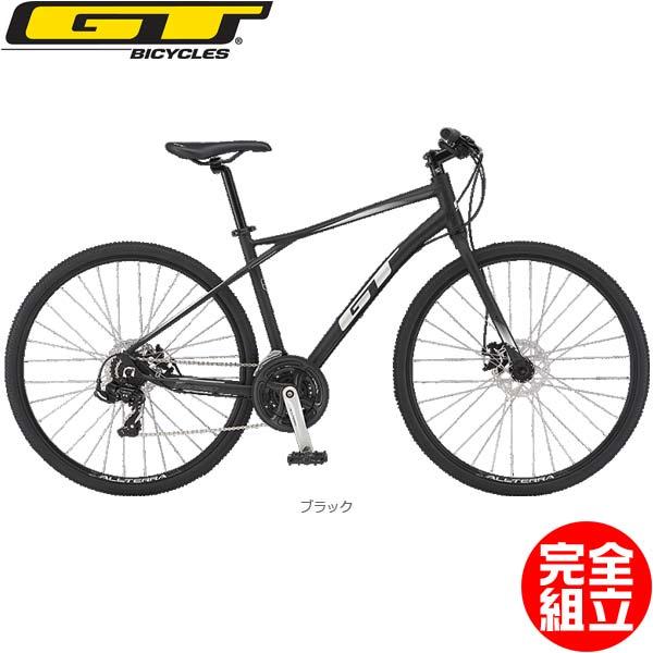 GT ジーティー 2019年モデル TRANSEO SPORT トランセオスポーツ クロスバイク