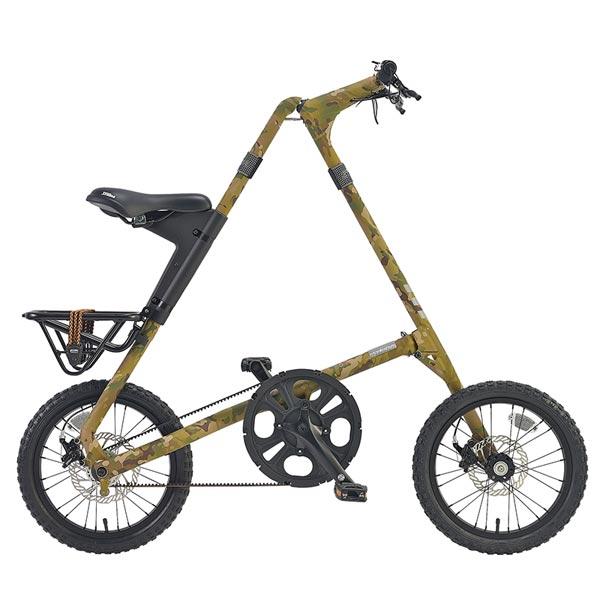 STRiDA MultiCam ARID 2019年モデル 折りたたみ自転車