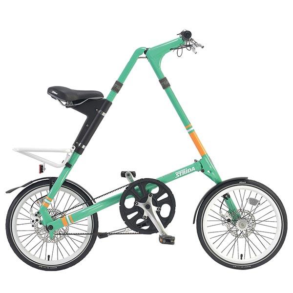 STRiDA SX ミント 2019年モデル 折りたたみ自転車