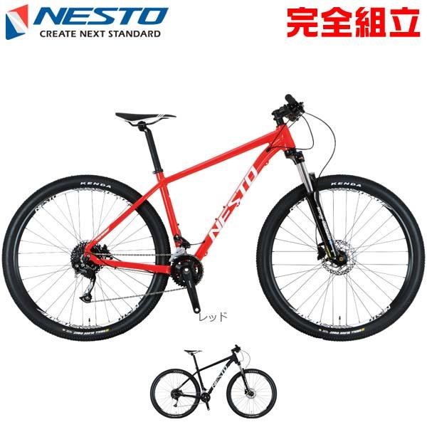 NESTO ネスト 2020年モデル TRAIZE トレイズ 29 マウンテンバイク