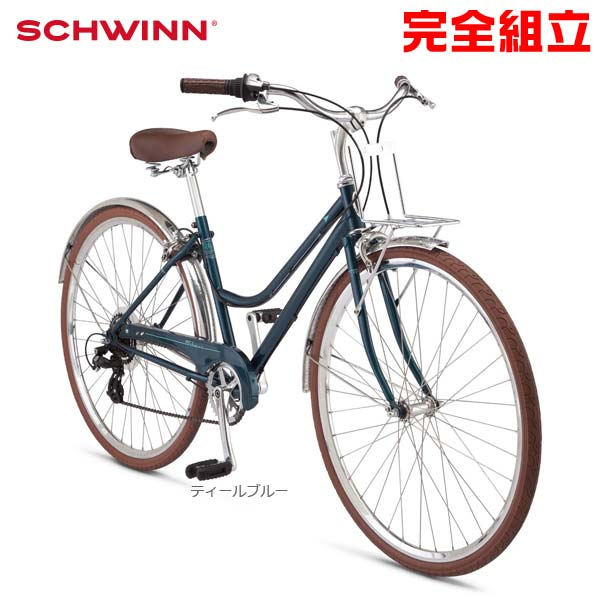 SCHWINN シュウィン 2020年モデル TRAVELER WOMEN'S トラベラー ウィメンズ クロスバイク