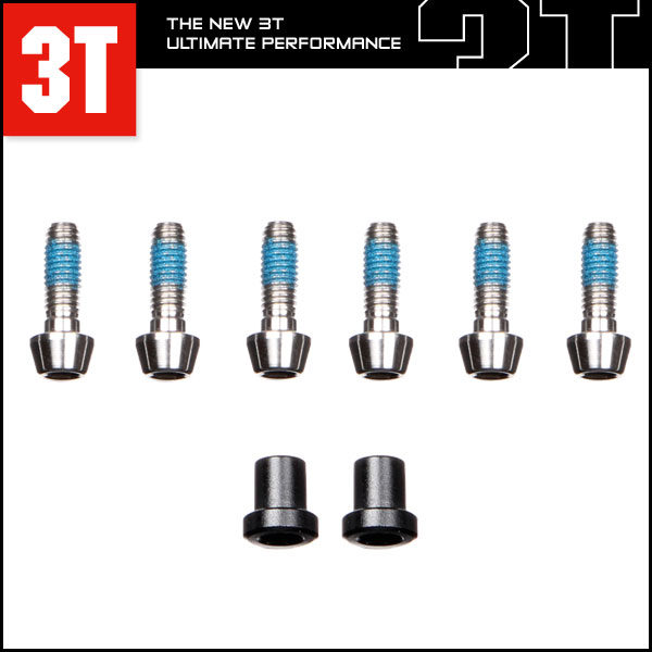 3T TI BOLT SPARE PART KIT ARX LTD