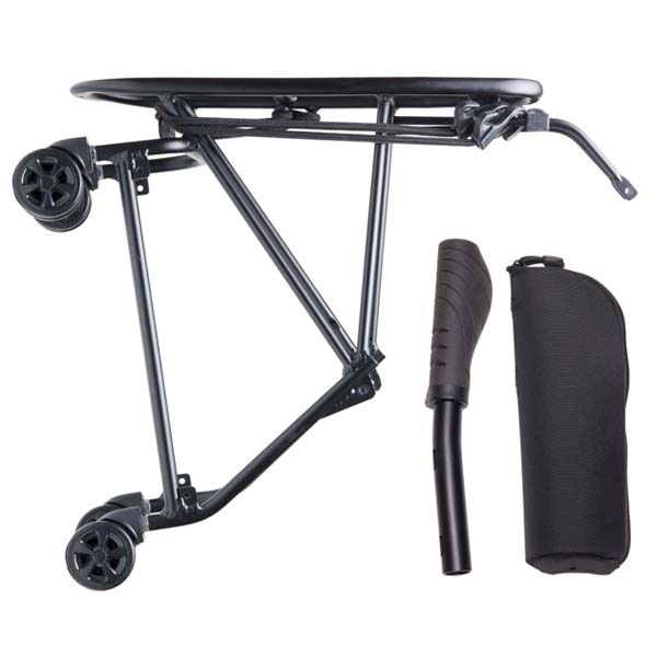 Folding Bike用アクセサリー TERN 期間限定送料無料 ターン Rapid リアラック お買い得品 Rack Transit