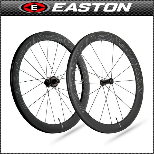 EASTON(イーストン) EC90 AERO 55 チューブレスクリンチャーホイール リア【700C】【ロード用】【カーボン】【ホイール】【自転車用】