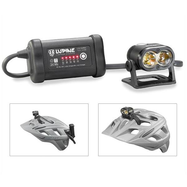 ルパン LED ヘッドライト Piko 4 SmartCore【ルパン 充電式 高輝度LED ライト】【LUPINE】