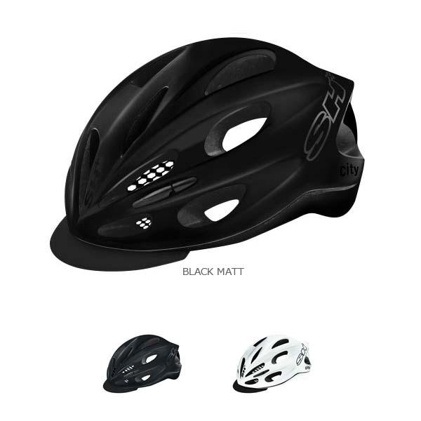 SH+ 自転車用ヘルメット SHAKE CITY(シェイク シティ)【JCF公認ヘルメット】