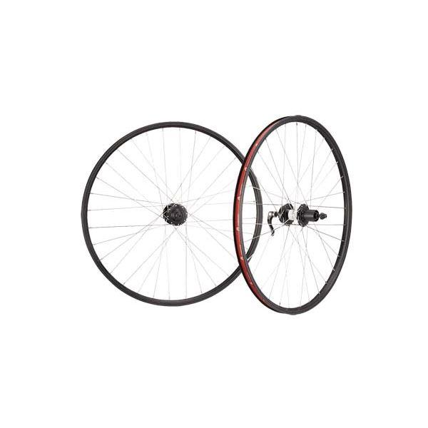 CD サイクルデザイン 27.5 リア 7-11S ディスク MTBホイール FV 7~11S ディスク エンド135 MTB用 ブラック