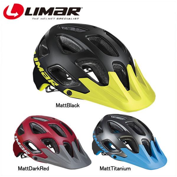 LIMAR(リマール) MTB用ヘルメット 808 DR【自転車用ヘルメット】