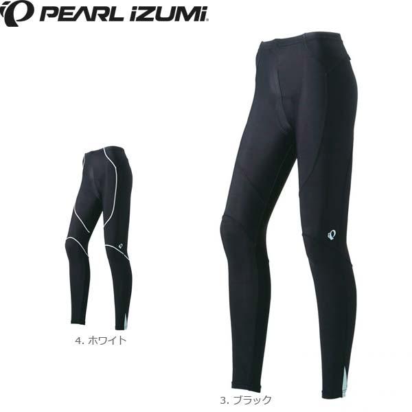 PEARL IZUMI パールイズミ W228-3DNP コールドブラック UV タイツ 2018秋冬 女性用
