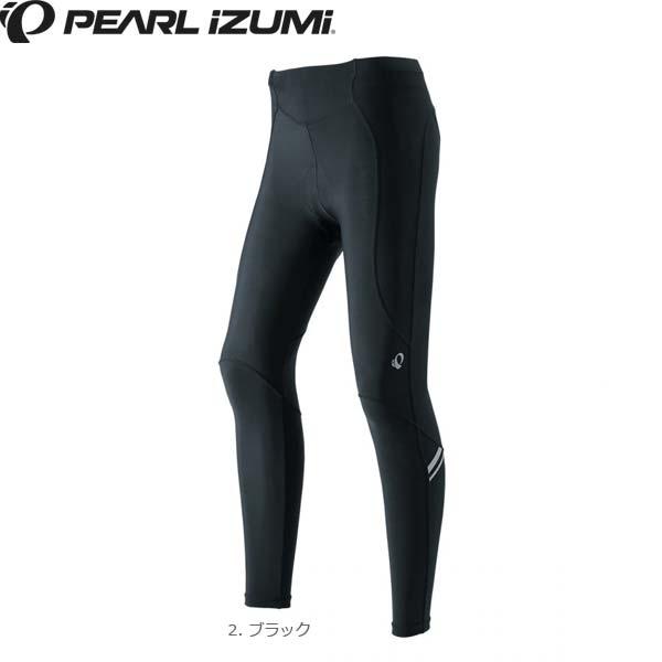 PEARL IZUMI パールイズミ W238MEGA コールドブラック UV メガタイツ 2018秋冬 女性用