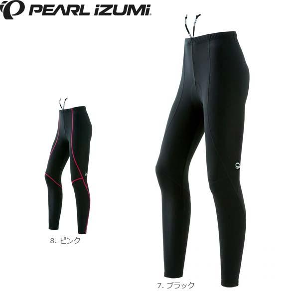 PEARL IZUMI パールイズミ W798-3DNP ブライト タイツ 2018秋冬 女性用