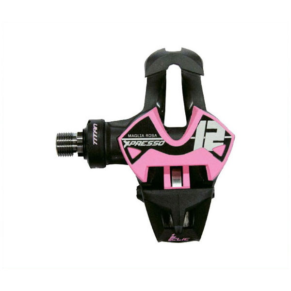 TIME(タイム) MTB用ペダル XPRESSO 12 MAGLIA ROSA(エクスプレッソ 12 マリア・ローザ)【ジロ・デ・イタリア限定モデル】