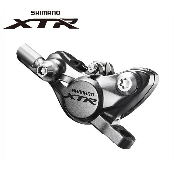 シマノ XTR ブレーキキャリパー BR-M9000 MF フロント・リア兼用/SM-BH90-SBM【SHIMANO XTR】