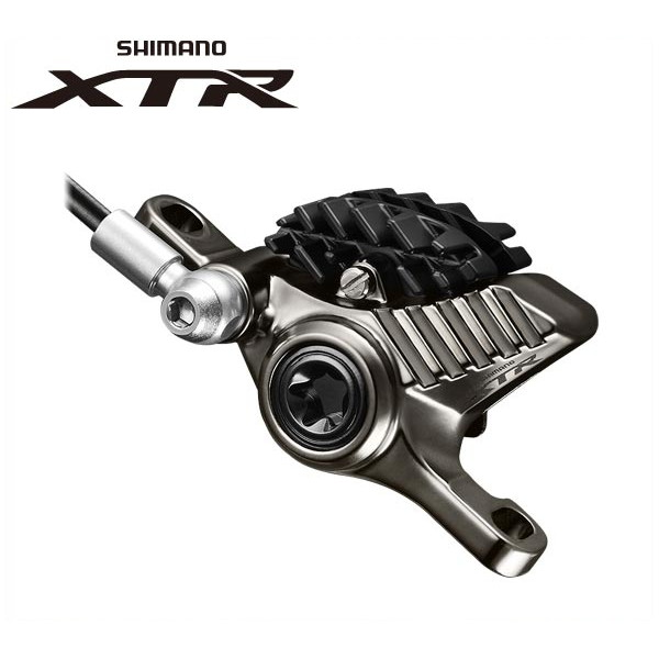 シマノ XTR ブレーキキャリパー BR-M9020 MF フロント・リア兼用/SM-BH90-SBM【SHIMANO XTR】