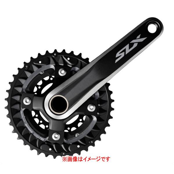 SHIMANO New SLX クランクセット(トリプル) 3x10スピード【シマノ】【M7000シリーズ】