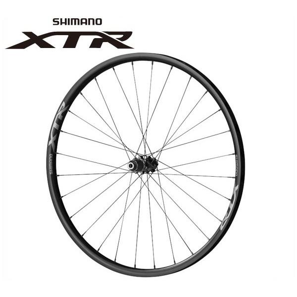 シマノ XTR ホイール WH-M9000 TL リア 12mmEスルー 27.5 (650B) /29インチ W/B【SHIMANO XTR】