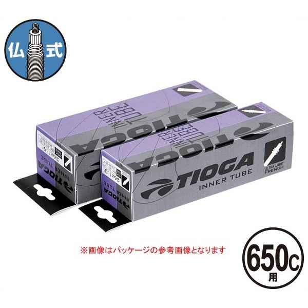 TIOGA(taioga)内管UL(超灯)/佛教仪式650C/Inner Tube Ultra Lights(French Valve)[TIT105]