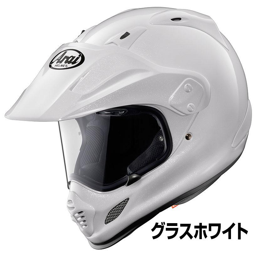 Arai TOUR-CROSS3 ヘルメット【グラスホワイト】【アライ ツアークロス3 バイク用 オフロードヘルメット 】