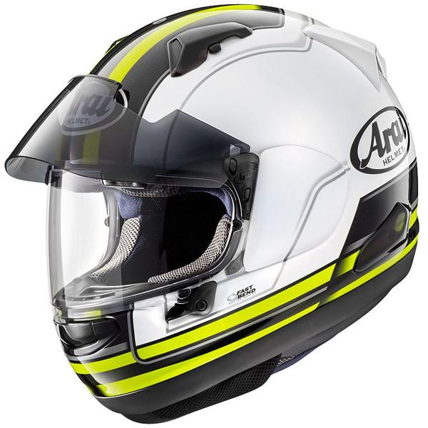 Arai ASTRAL-X STINT ヘルメット【スティント・黄】【アライ フルフェイスヘルメット アストラルX バイク用 プロシェード】【smtb-k】
