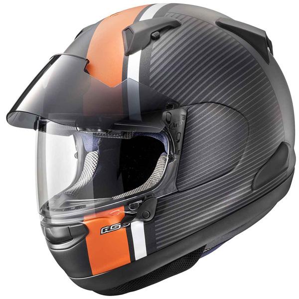 Arai ASTRAL-X TWIST ヘルメット【つや消しオレンジ】【アライ フルフェイスヘルメット アストラルX バイク用 プロシェード】【smtb-k】