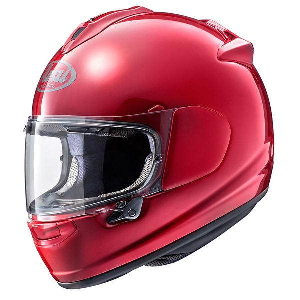 Arai VECTOR-X ヘルメット【ライブレッド】【アライ フルフェイスヘルメット ベクターX バイク用】【smtb-k】