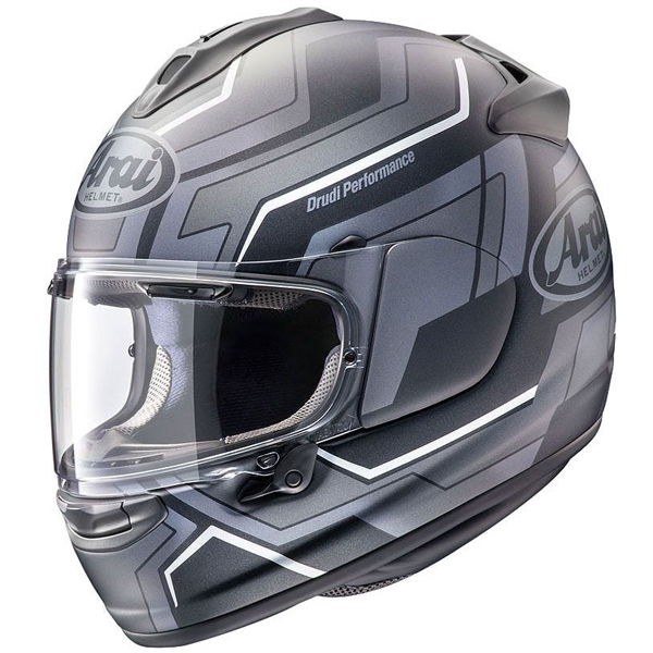 Arai VECTOR-X PLACE ヘルメット ブラック【プレイス】【アライ フルフェイスヘルメット ベクターX バイク用】【smtb-k】