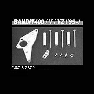 COERCE #0-6-GS02 ドライブスプロケットガード BANDIT400/V/VZ ('95-)【コワース】【smtb-k】