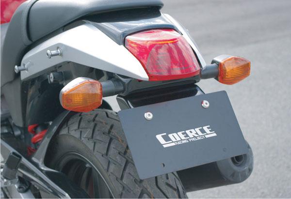 COERCE #0-42-CFLF1212 フェンダーレスキット VTR250('09-) 【コワース】