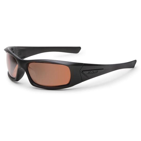 ESS #EE9006-02 5B ミリタリーサングラス【レンズカラー:ミラーカッパー】【フレームカラー:ブラック】【ゴーグル/サングラス】【smtb-k】