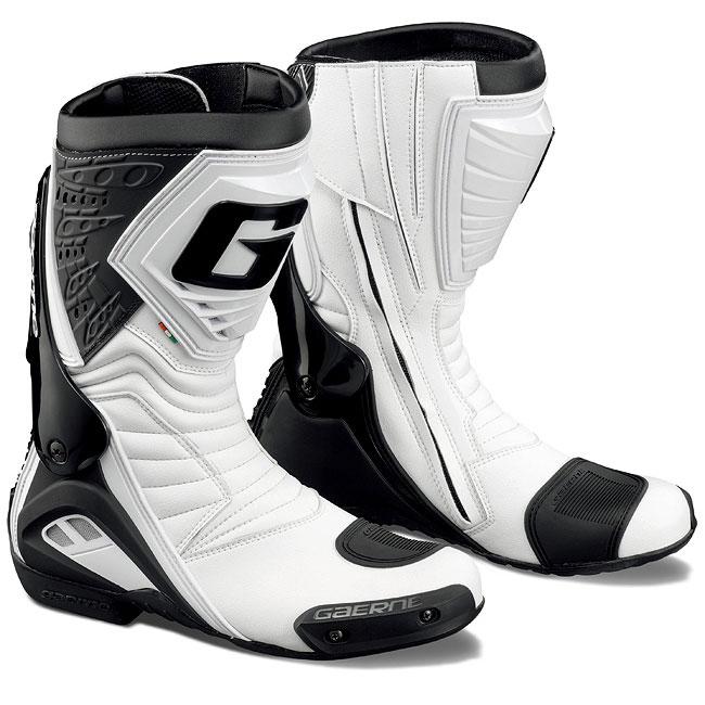 GAERNE #2406-004 G-RW オンロードブーツ【ホワイト】【ガエルネ ジー・アールダブル】【smtb-k】