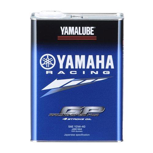 YAMALUBE RS4GP エンジンオイル【10W-40 4リットル】【YAMAHA ヤマルーブ4ストロークエンジンオイル】【smtb-k】