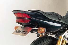 COERCE #0-42-CFLF2404 フェンダーレスキット XJR400R ('98-'05) 【コワース】