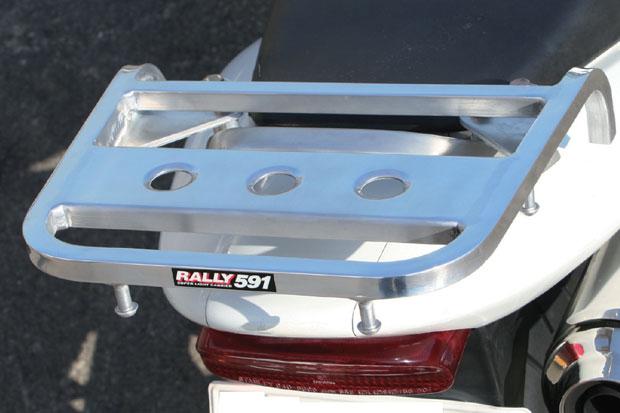 RALLY591 RY591H02 スーパーライトキャリア HORNET250【smtb-k】
