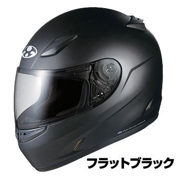 OGKカブト FF-R3 ヘルメット【フラットブラック(つや消しカラー)】【オージーケーカブト バイク用 フルフェイスヘルメット FFR3】【smtb-k】