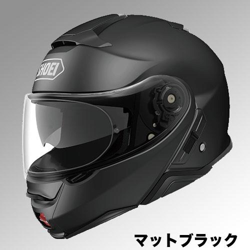 SHOEI NEOTEC2 ヘルメット【マットブラック】【ショウエイ バイク用 ネオテック2 ショーエイ システムヘルメット】