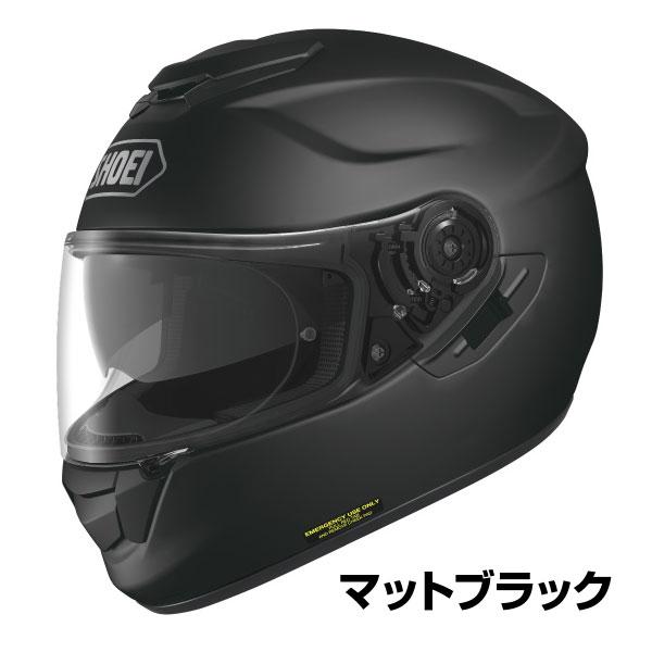 SHOEI GT-Air ヘルメット【マットブラック】【ショウエイ バイク用 ショーエイ】