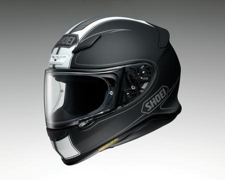 SHOEI Z-7 ヘルメット FLAGGER TC-5【フラッガー ホワイトXブラック】※マットカラー【ショウエイ Z7 バイク用 フルフェイスヘルメット】【smtb-k】