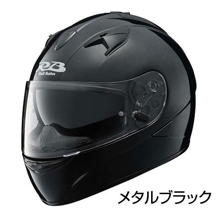 YAMAHA YF-7 ヘルメット【メタルブラック】【ヤマハ バイク用 インナーバイザー付フルフェイスヘルメット】【smtb-k】