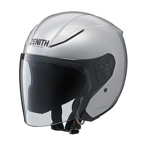 YAMAHA YJ-20 ヘルメット【プラチナシルバー】【ワイズギア ヤマハ ジェットヘルメット ゼニス】【smtb-k】