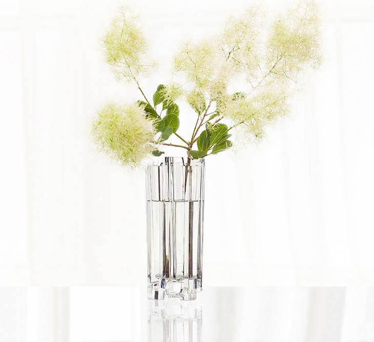 <ヒカリ> ベース 30.5cm(1個入)92824Nachtmann ガラスウェア 花器 フラワーベース 花瓶